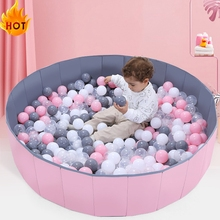 Toys Playpens Ocean-Ball Pool-Washable Outdoor Baby Kids Children Decoration Birthday-Gifts