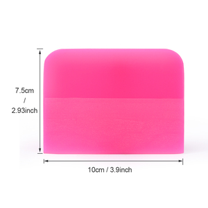 Image 5 - FOSHIO Soft PPF Wrapping Squeegee Vinyl Car Wrap Window Tint Film Install Scraper Carbon Fiber Sticker Remover Cleaning Tool