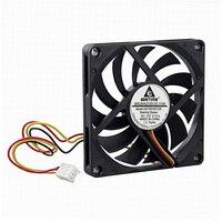 Gdstime 1 Piece DC 12V 80mm x 10mm 8cm 3Pin FG 8010 Brushless DC Cooler Cooling Fan 80*80mm