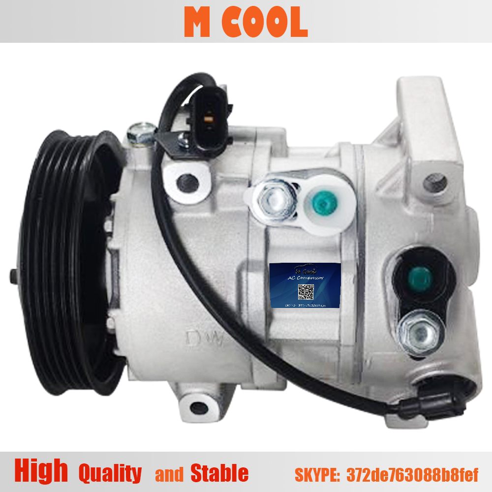 High quality a/c air conditioning ac compressor For KIA K4 Car Kia AC Compressor