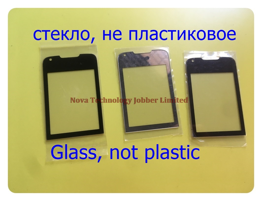 Wyieno N8800A Outer Glass Screen For Nokia 8800A 8800 Arte Glass Lens Front Mirror Panel ( Not Touch Screen Sensor) Tracking
