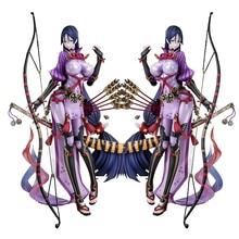 Model-Toys Figure Berserker PVC No-Raiko Sexy Fate/grand-Orde Collection-Doll Girl Minamoto