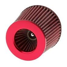 76 мм автомобильные воздушные фильтры высокая производительность