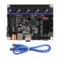 Skr V1.3 בקרת לוח 32 קצת זרוע מעבד 32Bit Mainboard Smoothieboard עבור 3D מדפסת אביזרי Reprap-בלוח אם למצלמה מתוך מוצרי אלקטרוניקה לצרכנים באתר