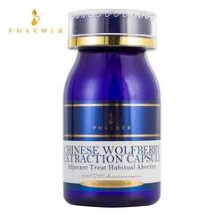 Фармацевтическая китайская капсула для экстракции волчьей ягоды, адъювант для лечения привычного прерывания беременности, лечение кровот...