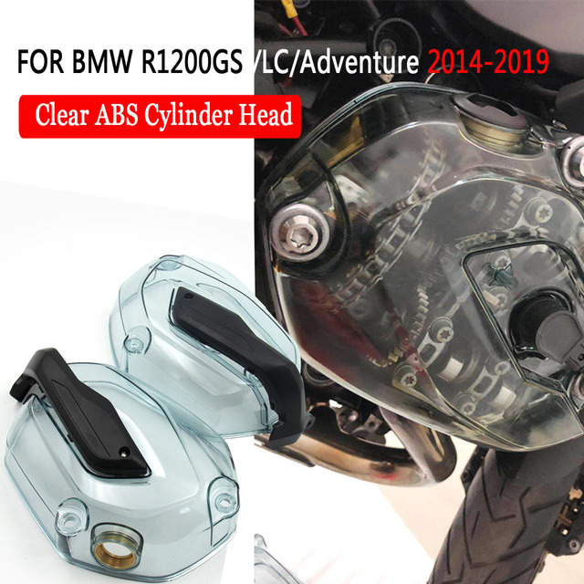 Clear-Lens-Motorcycle-Engine-Guard-Cover
