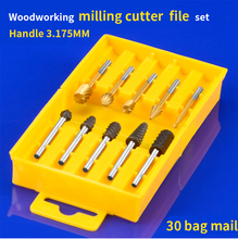 Фото - Multifunctional woodworking round knife wood carving root carving milling cutter tool grinding head carving knife set tool+ chisel woodworking cutter hand tool set wood carving knife diy peeling woodcarving sculptural spoon carving cutter carving knife