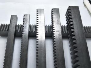 Image 4 - 10pcs จัดส่งฟรี 1Mod 15x15x1000 มม.1 M Spur Gear Rack stright ฟันเกียร์ Rack precision CNC Rack ตรงฟันฟัน Rack