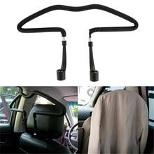 Car Auto Seat Headrest Clothes Coat Suit Pattern Driver Passenger Vehicle Hanger Car styling Accessions passenger car charger