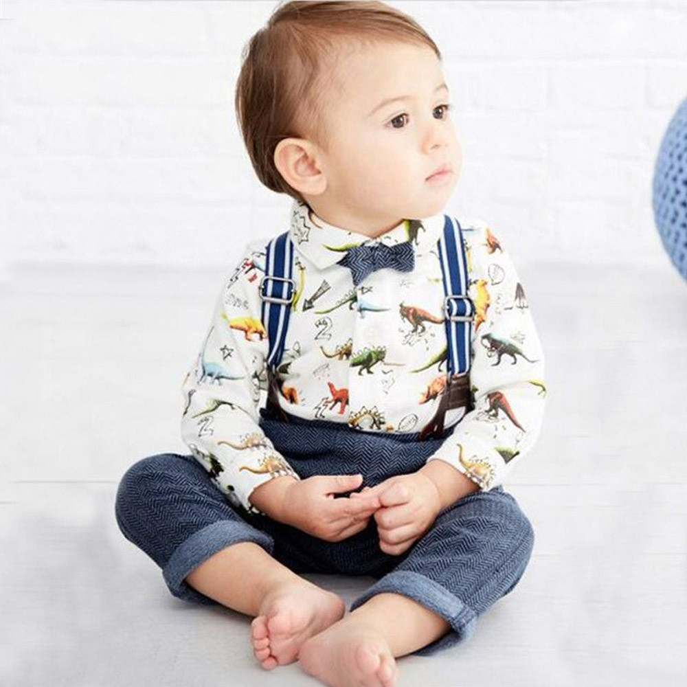 Valentina Bebes Spanish Baby Boy/'s Suit Short Pants with Braces and Shirt