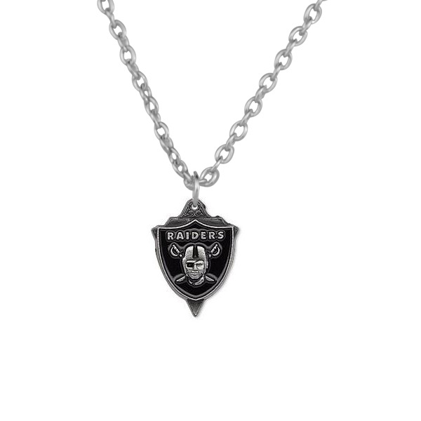 European And American-Style Super Bowl Orleans Raiders Team Necklace