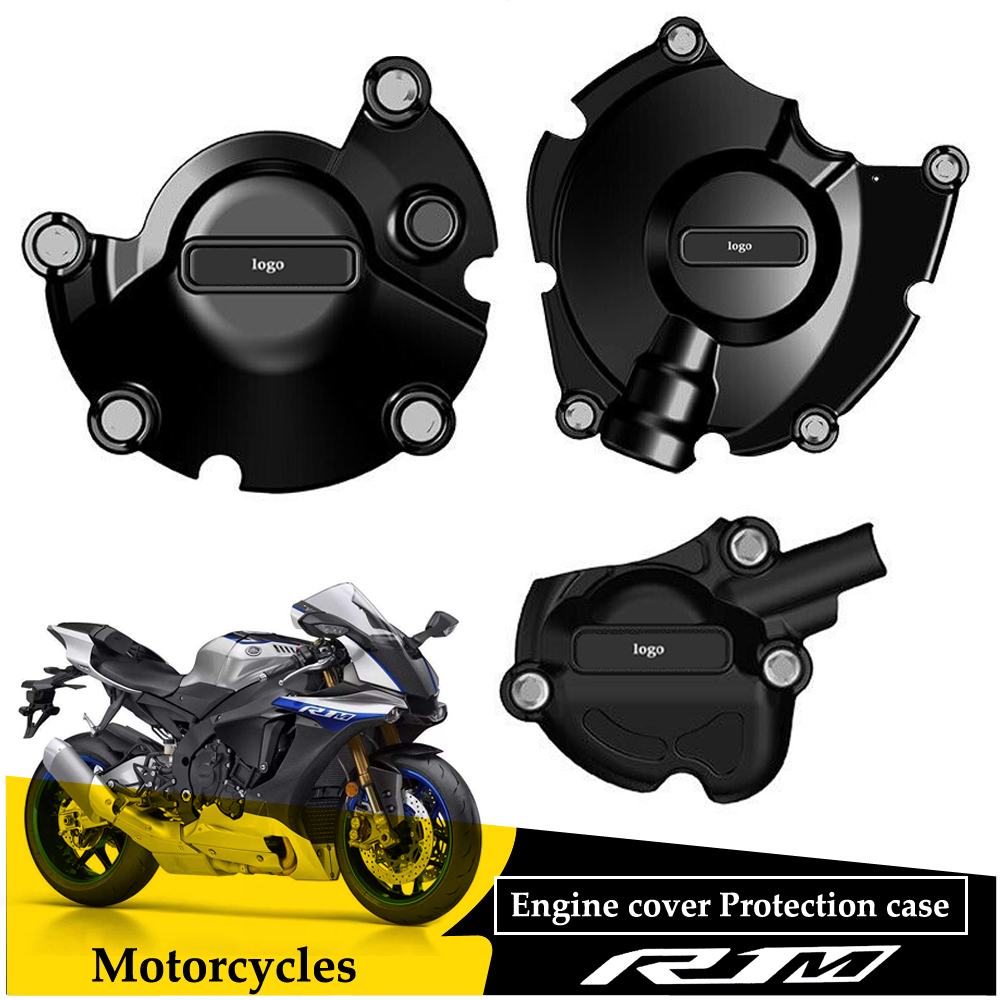 Motorcycles Engine Cover Protection Case for Case GB Racing for <font><b>R1</b></font>&R1M 2015 2016 2017 2018 <font><b>2019</b></font> 2020 Engine Covers Protectors image