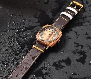 Image 4 - Мужские часы BOBO BIRD, мужские роскошные брендовые деревянные наручные часы в деревянной коробке, мужские наручные часы, рождественский подарок для Него