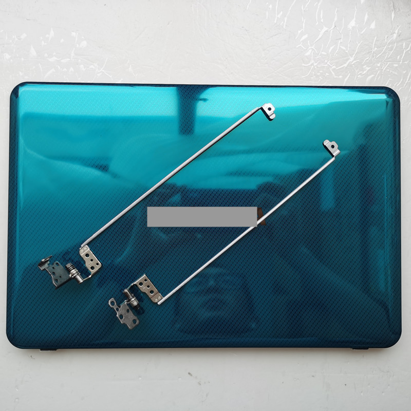 New laptop Top case base lcd back cover+lcd hinge for <font><b>Toshiba</b></font> <font><b>satellite</b></font> M800 M805 <font><b>M840</b></font> M845 image