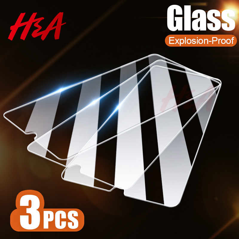 3Pcs Full Cover Tempered Glass For Huawei P30 P10 P20 Lite Plus Protective Glass For Huawei P20 Mate 20 Lite Pro P Smart Glass