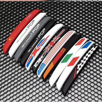 Car Door Protector Universal Auto Door Side Edge Protection Sticker - Anti Anti-Collision Bumper Guard Strip Protector Trim 6pcs 5m car door edge guard scratch strip anti collision rubber sealing trim bumper protection sticker strip car styling strip