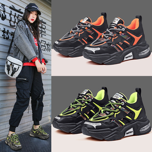 Image 5 - Aiyuqi mulheres sapatos casuais 2020 outono novas sapatilhas de couro genuíno selvagem moda casual correndo sapatos planos femininos