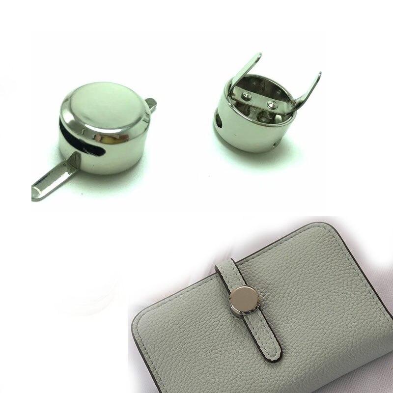 Metal Strap Tassel Fitting Hardware Handbag Bag's Tassel Cap Connector Hanger