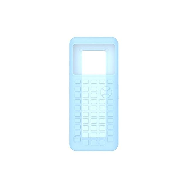 غطاء حماية سيليكون لشركة تكساس إنسترومنتس TI-84 بالإضافة إلى آلة حاسبة CE