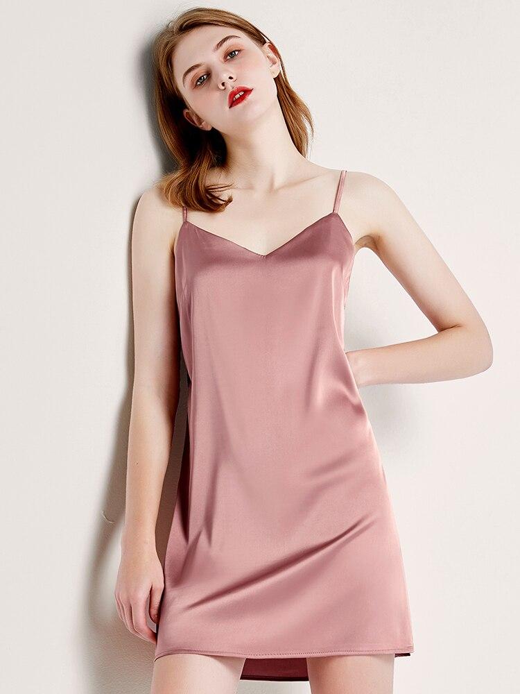 Summer  Sexy Women Lace Sleepwear Ice Silk See-through Babydoll G String Dress Sleepshirts Nightwear Nighty Nightgowns BB50 1