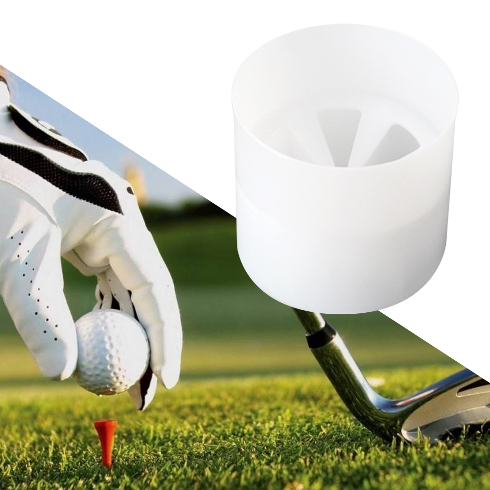 Putting Green Game Draining Practice Outdoor Sports Protection Golf Hole Cup Indoor Training Aids Garden Backyard In Ground Yard