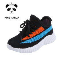 KINE PANDA Kids Shoes Toddler Baby Boy Girl Child Sneakers 1 2 3 4 5 Years Old Trainers Kindergarten Trainers Anti-slide Soft(China)