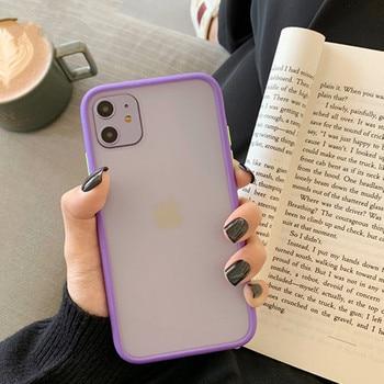 Mint Hybrid Case for iPhone SE (2020) 4