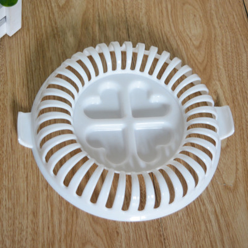 Chips In Microwave Oven DIY Potato Chip Maker with Cutter Low Calories Pastry Baking Dishes Pans Portable Bakeware