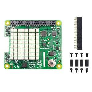 Image 5 - פטל Pi תחושה כובע עם נטייה, לחץ, לחות וטמפרטורה חיישנים פטל Pi 3b +/Pi4