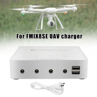 Multi Battery Charger Charging Hub Adapter for FIMI X8 SE Quadcopter Drone VDX99