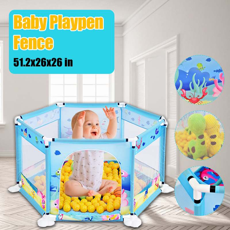 Playpen for Children Playpen Pool Balls Baby Playpen For 0-8 years Ball Pool for Baby Fence Kids Tent Baby Tent Ball Pool