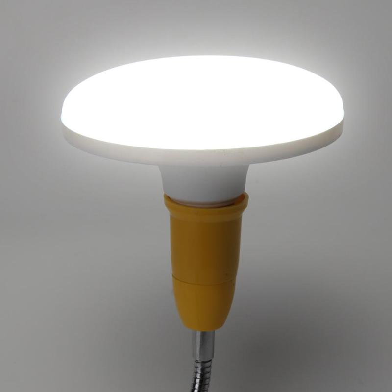 E27 LED Bulb 220V 20W 30W 40W Super Bright Energy Saving UFO Lamp for Home