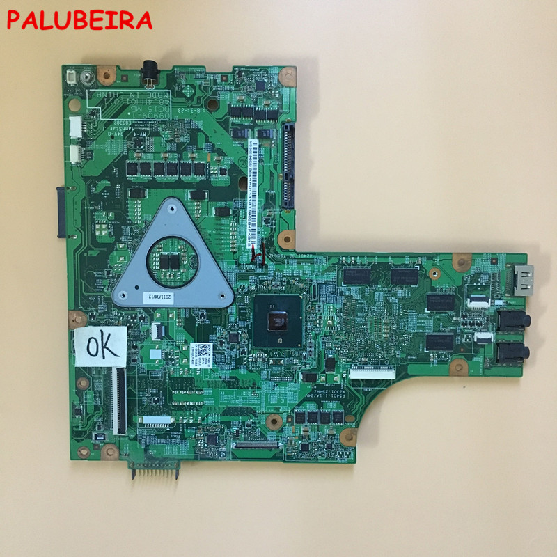 For Dell Inspiron 15R N5010 Intel Motherboard CN-0K2WFF K2WFF s989 48.4HH01.011
