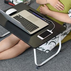 Image 5 - Bsdt عنبر السرير مع بسيطة الأداة للطي طاولة مكتب التعلم دفتر comter كسول شحن مجاني