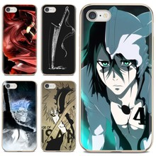 Anime Bleach Collage Siliconen Telefoon Case Voor Huawei Y6 Y5 2019 Voor Xiaomi Redmi Opmerking 4 5 6 7 8 pro Mi A1 A2 A3 6X 5X 7A(China)