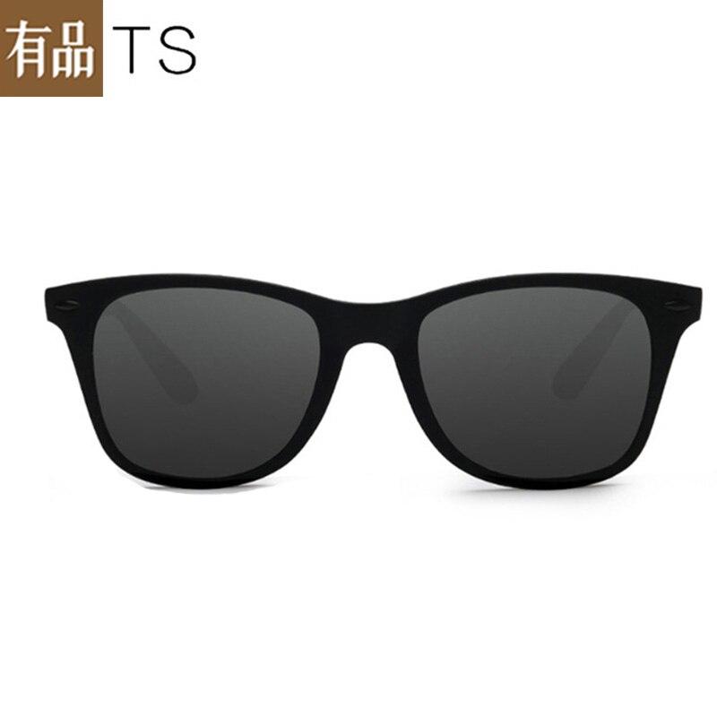 2019 TS Мода человеческий путешественник солнцезащитные очки STR004-0120 TAC поляризованные линзы УФ-защита для езды на велосипеде/Дорожная сумка дл...