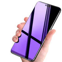 Protector de pantalla de vidrio templado para Vivo, película protectora contra rayos azules para Vivo V3 S1 Nex 2 IQOO Neo, Z5X Y97 Y93 Y85 Y83 Y81 Y79