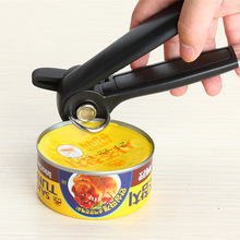 Stainless steel Kitchen safe can opener  Professional Manual Side Cut Jar Tin Opener knife With Easy Turn Knob Kitchen Gadget yooap cans opener household kitchen tools professional manual stainless steel openers with turn knob