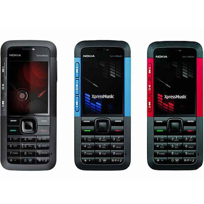Nokia 5310 XpressMusic 5310XM Bluetooth Java MP3 Player Original Entsperrt Renoviert Handy