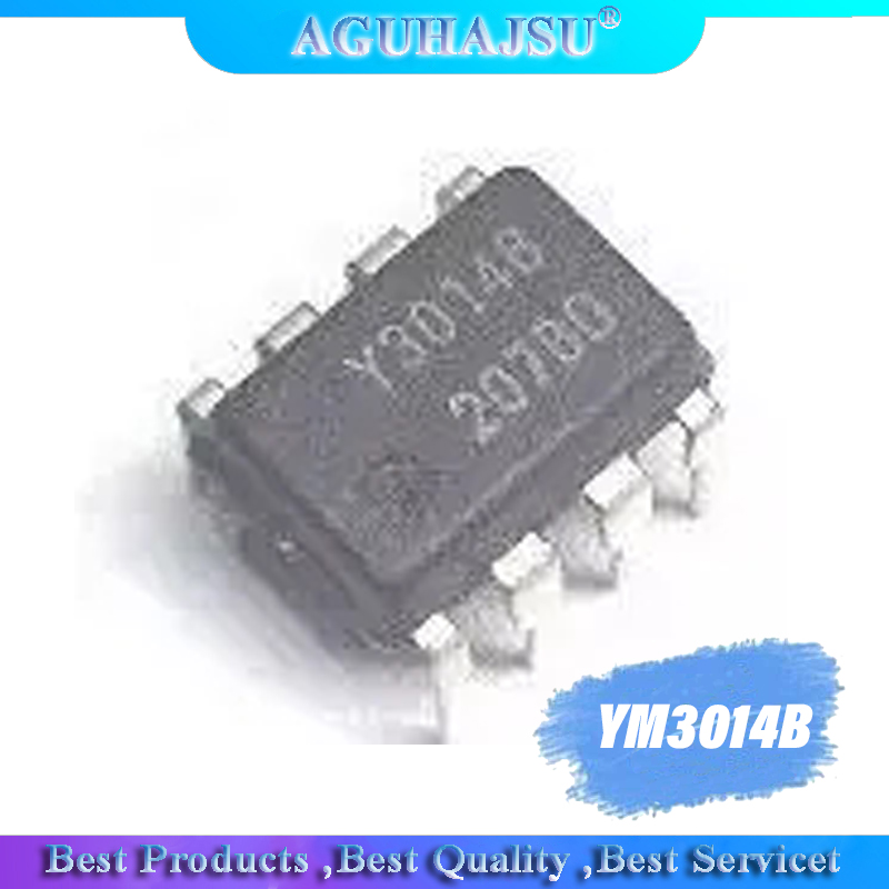 5pcs/lot YM3014B YM3014 DIP-8