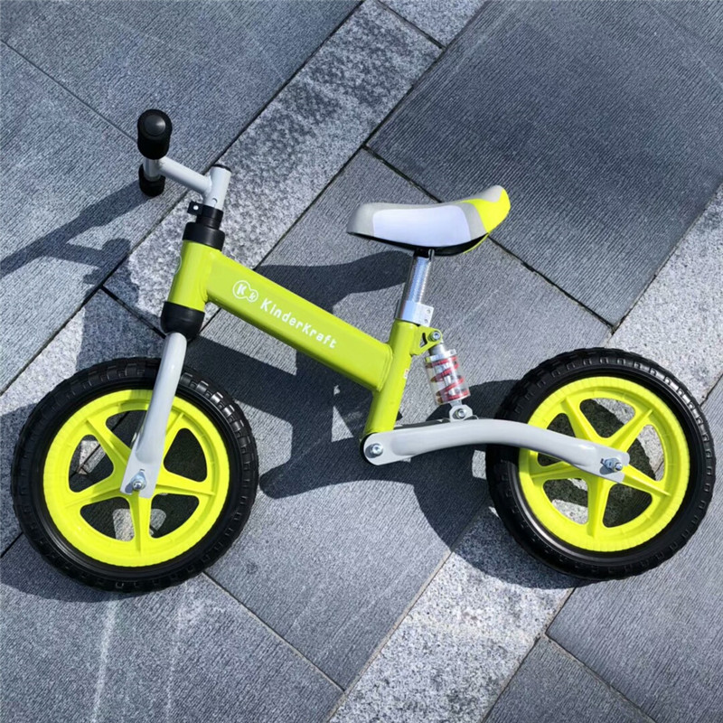 H57dfb54795404b24a47aa059540dc5256 Brand New Balance Bike Bicycle For Kids 3~6 Ages Child Toddler Complete Cycling Bike Learn to Ride Bicicleta No Pedal Push Bike