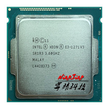 CPU Processor Intel Xeon 1271 V3 E3 Lga 1150 Quad-Core 8M Ghz L3 1M Eight-Thread L2-80W