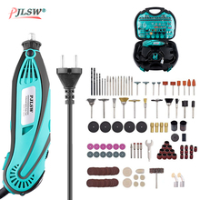 PJLSW252-I Kit combination tool electric grinder suit small jade carving machine polishing machine grinding machin Contains tool стоимость