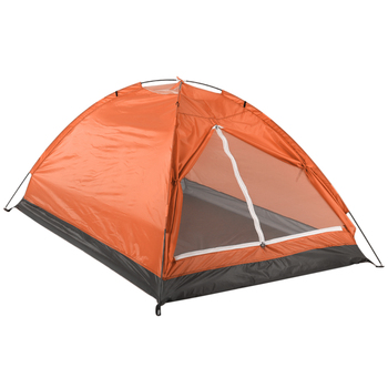 Camouflage Ultralight Camping Tent ice fishing Tent Camping Tent for 2 Person Single Layer Outdoor Portable Beach Tent 4