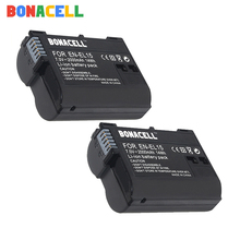 bonacell 2000mAH EN-EL15 ENEL15 EN EL15 Camera Battery  For Nikon DSLR D600 D610 D800 D800E D810 D7000 D7100 D7200