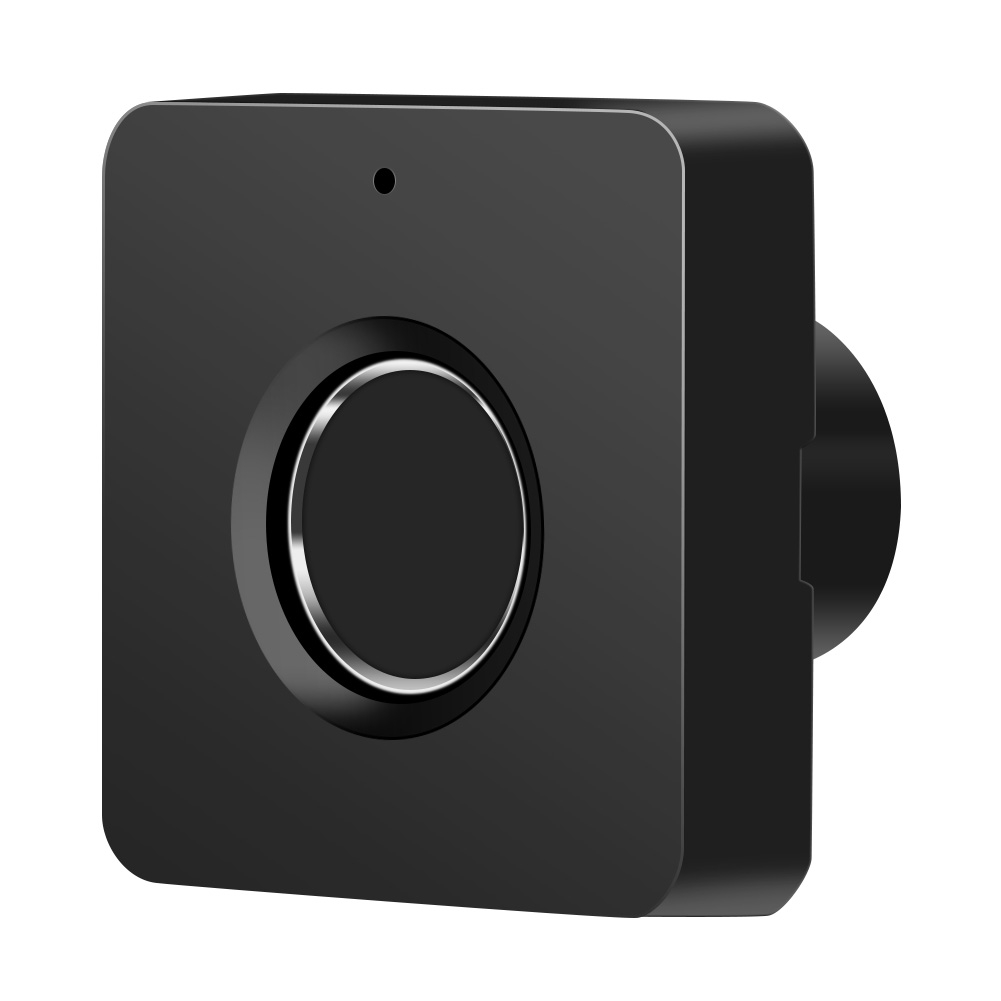 Security Smart Biometric Fingerprint Lock Home Office Drawer Cabinet Wardrobe Lock Anti Theft Keyless