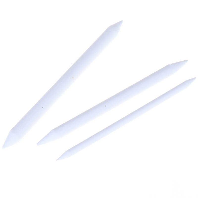 3 шт растушевка пень эскиз 3 размера художественный инструмент для рисования Пастель