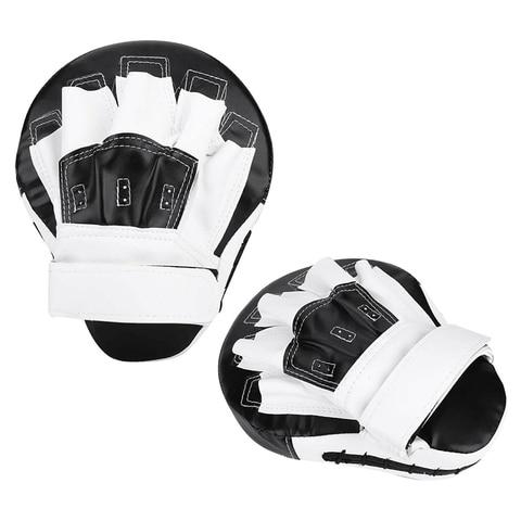 Almofadas de Mão de Treinamento de Alvo para Karate Boxe Punch Foco Luvas Muay Thai Kick Sparring Dojo Artes Marciais Mma
