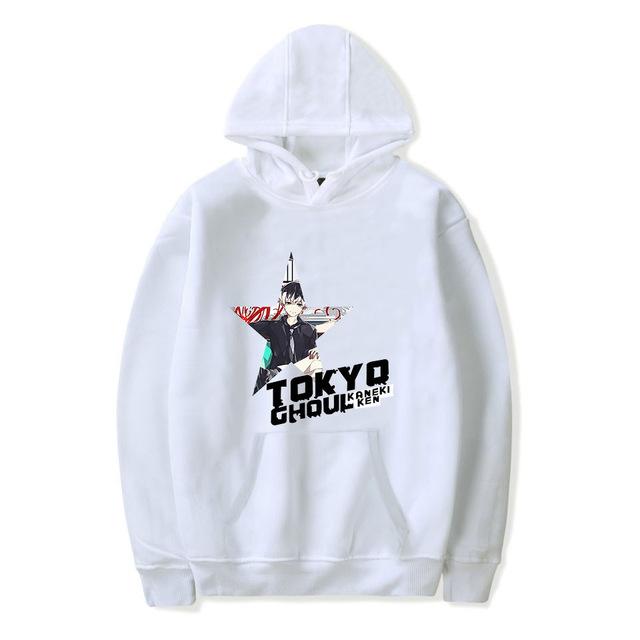 TOKYO GHOUL HOODIE  (6 VARIAN)