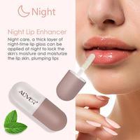 10ml Day Night Lips Enhancer Serum Lip Plumper Moisturizing Lip Oil Lip Care Nourishing Lips Anti-Drying Lip Oil Lip Plumper 4